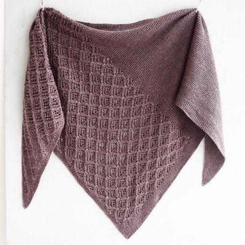Billede af NELLIE the shawl