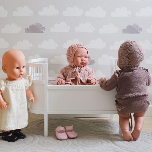 Billede af Min dukkegarderobe