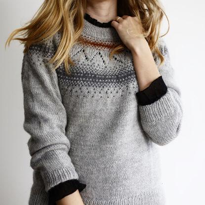 Billede af MOUNTAINTOPdown sweater